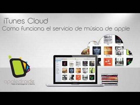 iTunes Match toda tu música en la nube