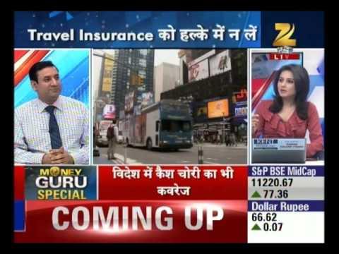 Money Guru : Benefits of travel insurance