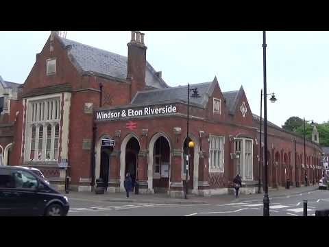 Windsor's Two Rail Stations