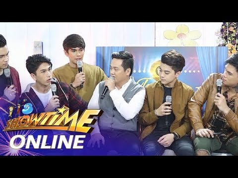 It's Showtime Online: TNT Global Singapore contender Aaron Paul Manabat  shares his story .
