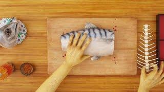 Unrolling the Masterful Sushi Scene in