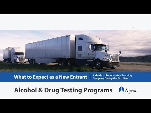 Alcohol & Drug Testing Programs