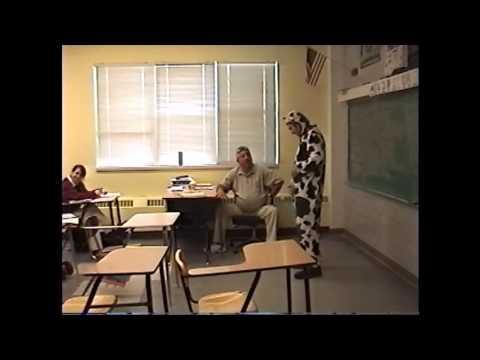 CHS 2004 - Cow Costume