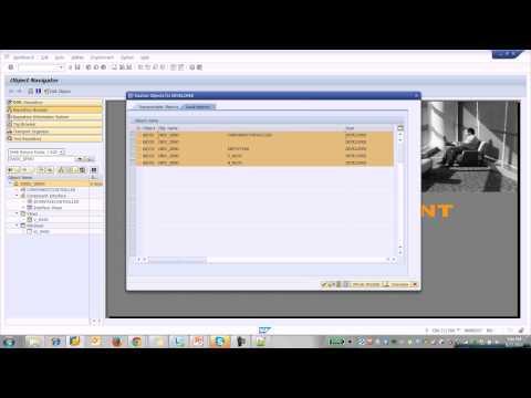 Introduction to Webdynpro ABAP