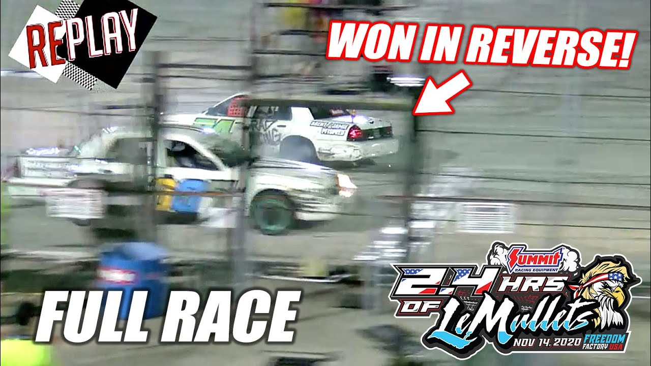 The 2.4 Hours of LeMullets FULL RACE (Best Finish EVER!!!)