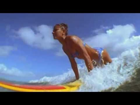 Surf tips - How to pop up for women