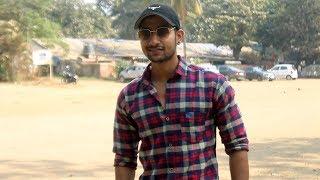 Sairat Fame Akash Thosar Spotted At September Versova
