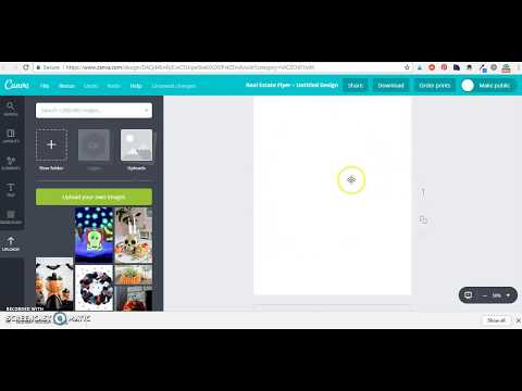 How to Create Free Printables with Canva