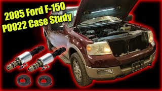 FORD F-150 FIXED ROUGH IDLE / STUCK VCT SOLENOID PART 2 | Music Jinni