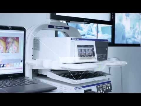 OLYMPUS 3D Laparoscopic Surgery