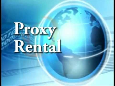 Get Private USA IP Address with Proxy Rental