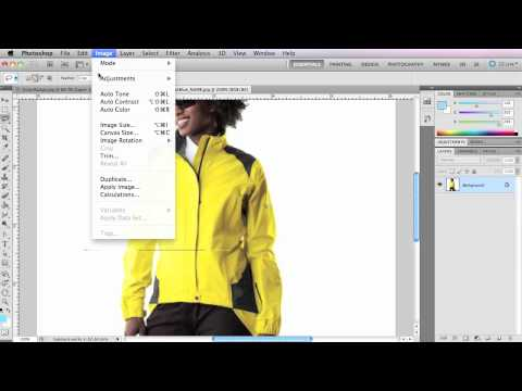Color Range: Selecting by Color, Photoshop CS5