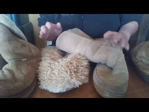 Washing Ugg or Wool Boots And Slippers - Easiest Method / Way