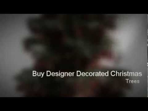 Luxury Artificial Christmas Trees at Xmasdeco