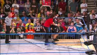 Sting vs. World Champion Bully Ray - September 5, 2013