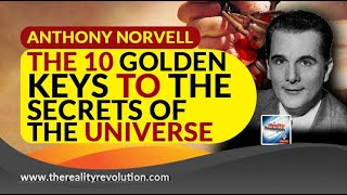 Anthony Norvell The 10 Golden Keys To The Secrets Of The Universe