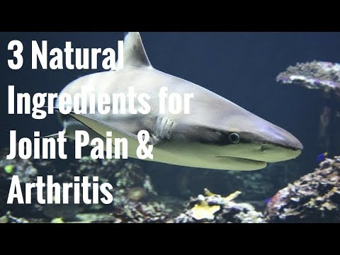 3 Natural Ingredients for Relieving Joint Pain & Arthritis