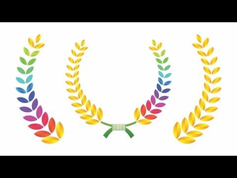 CorelDRAW Tutorial [3D] Leaf Logo Design Inspiration