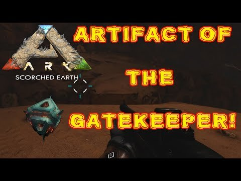 Ark Scorched Earth - Chronicles Server #5 - Old Tunnels Cave!
