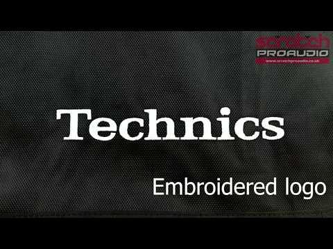 TECHNICS RECORD BAG WALK THROUGH