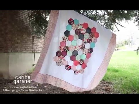 Mini Episode 4: Perfect Hexagon Quilt in the Wind