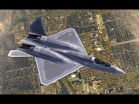 The YF-23's Air Inlet Design Was Its Most Exotic Feature You Never Heard Of