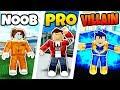 Download ROBLOX NOOB vs PRO vs SUPER VILLAIN in MAD CITY MP3,3GP,MP4
