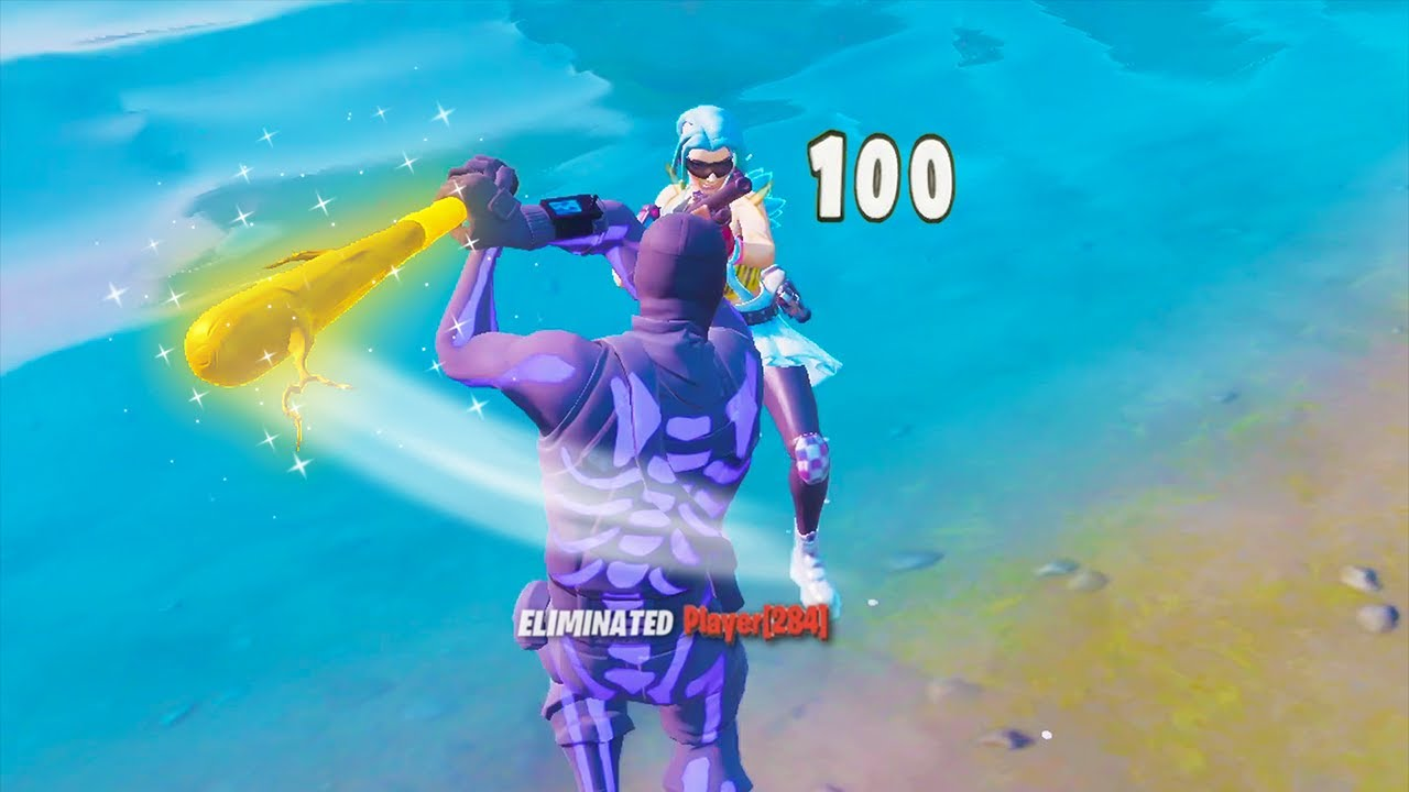 the *NEW* MYTHIC PICKAXE!
