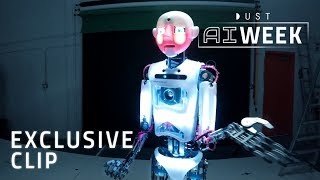 """Exclusive Clip """"More Human Than Human"""" 
