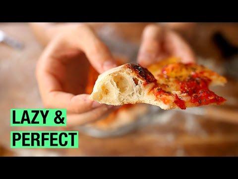 #11 No-Knead Homemade Pizza Dough !