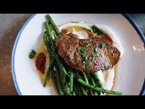 Date Night Lamb Steak Recipe    Tess Ward
