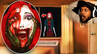 she is standing outside your window   Reacting To Scary Videos [SSS #020]