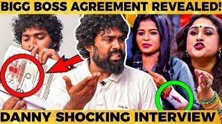 நேர்ல Madhumitha கைய பார்த்து கண்கலங்கிருச்சு - Danny Reveals Truth Behind Madhumitha Issue 1st Time
