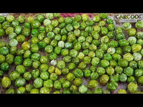 Crunchy Green Peas With Microwave (微波版 脆脆青豆)