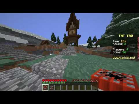 SOMETHING NEW l Hypixel Minigames with AsunaLaPanda