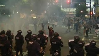 State of Emergency declared in N.C. after Charlotte protests turn violent