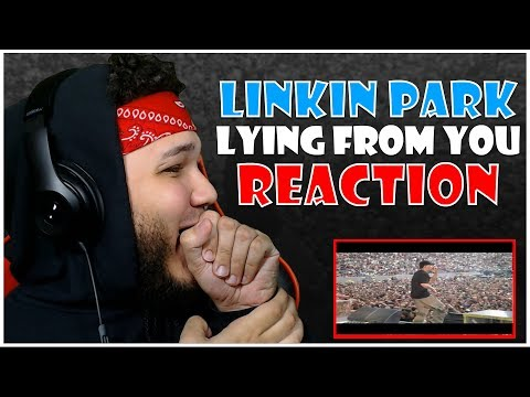 🎤 Hip-Hop Fan Reacts To Linkin Park - Lying From You Live in Texas 🎸