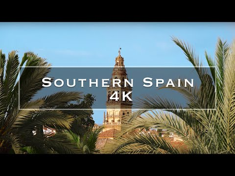 The Highlights of Southern Spain   4K