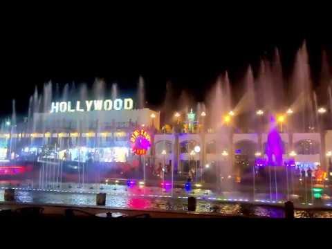 Hollywood in Sharm el sheikh , Egypt