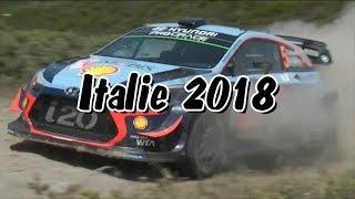 WRC Rally Italia Sardegna 2018