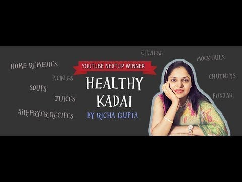 First Giveaway Contest | Wishing Everyone a Very Happy New Year | Healthy Kadai Live Stream