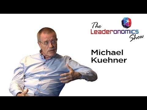 The Leaderonomcs Show - Michael Kuehner, CEO of Celcom Axiata
