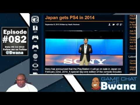 [GCWB82] Playstation Wiita