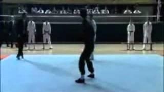 Bruce Lee vs. The American Karate Champion Rolex