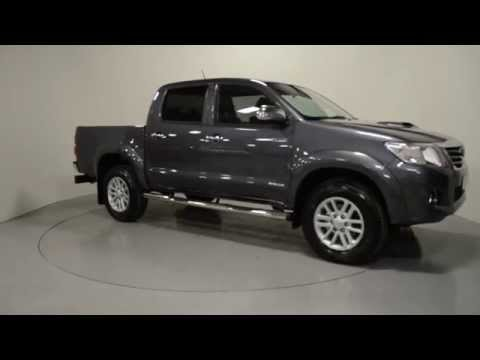 Used 2014 Toyota Hilux | Used Cars for Sale NI | Shelbourne Motors NI | GXZ9161