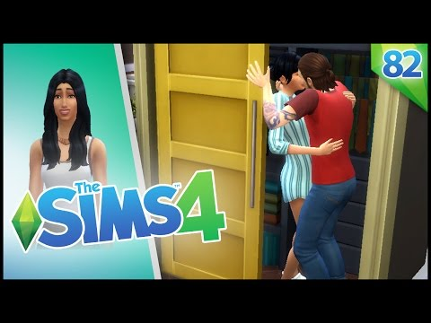 The Sims 4 - WOOHOO IN THE CLOSET! - EP 82
