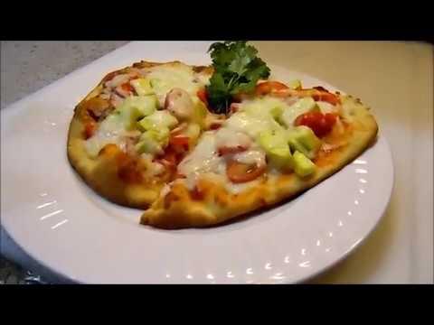 vegetarian flatbread recipe