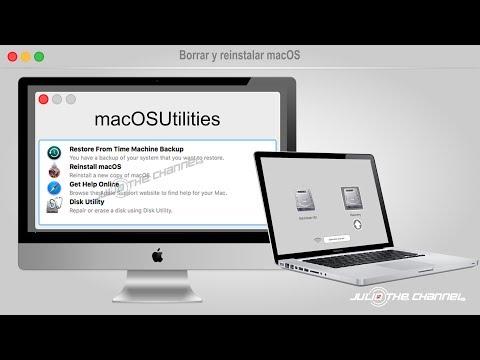 Formatear MacBook Pro, Macbook, Macbook Air, Mac Mini