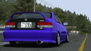 rFactor - Subaru Impreza WRX STI (Sekia Hills - Drift)