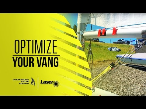 Laser Sailing: Get the most out of your vang